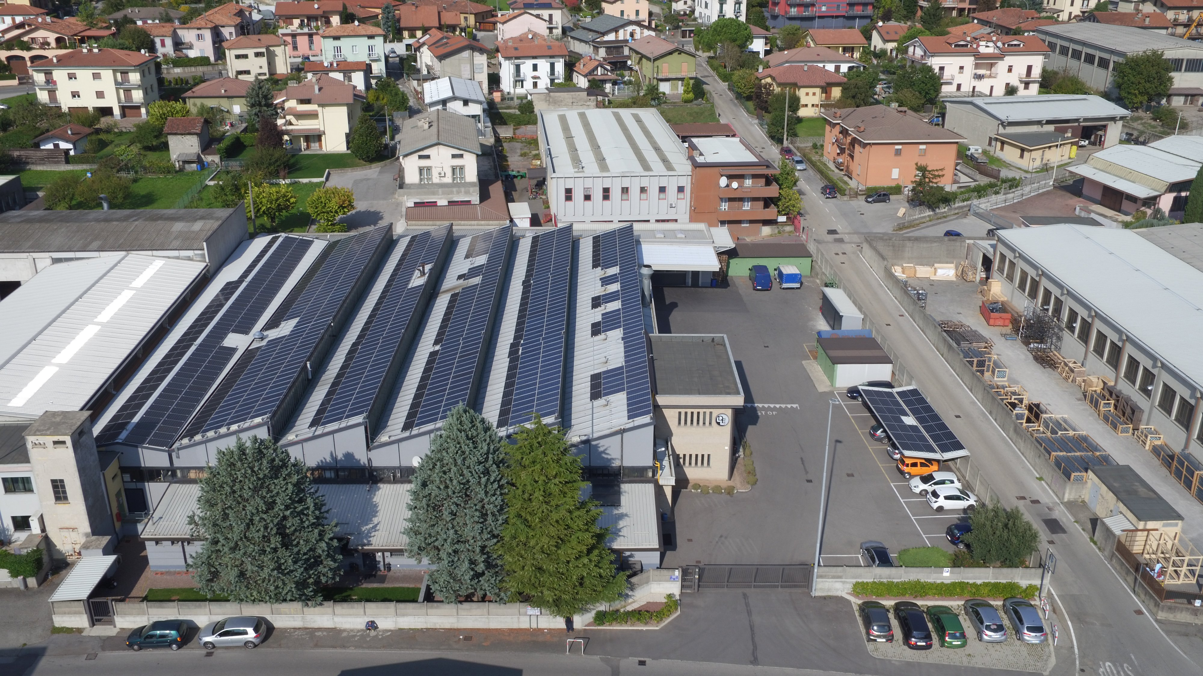 Photovoltaic Plant Lecco