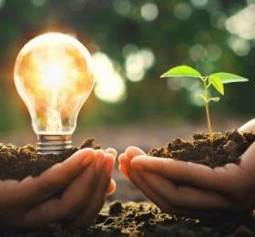 Energia Rinnovabile Riassunto. Il clima può essere risparmiato.: Immagine