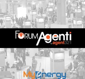 Myenergy presente al Forum Agenti Milano: Immagine