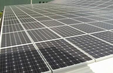 Impianto industriale a energia sostenibile