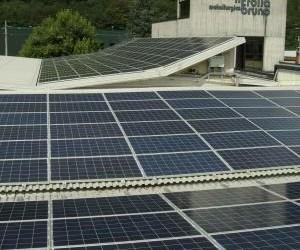 Impianto fotovoltaico in provincia di Novara