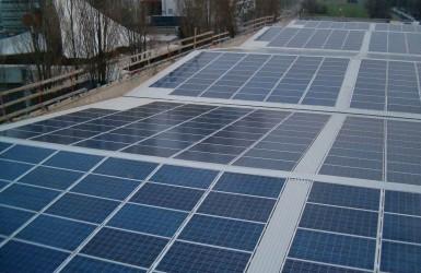 Impianto fotovoltaico in provincia di Milano