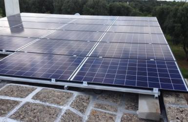Paneles solares de alta gama
