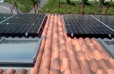 Photovoltaic Plant in Romanò Brianza