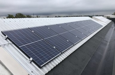 Photovoltaic System Installation in Italy