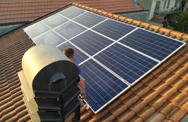Photovoltaic System in Italy