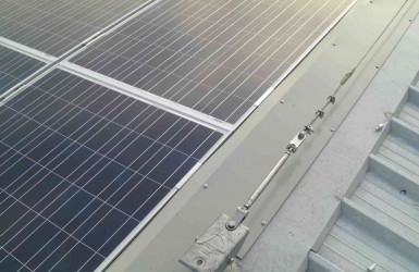 Design of a photovoltaic system in Canegrate