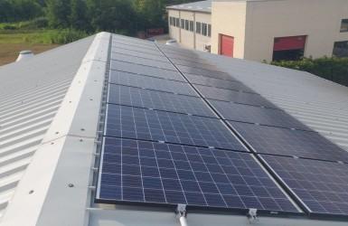 Energía solar para el desarrollo tecnológico