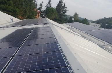 Empresa italiana de instalación de paneles fotovoltaicos