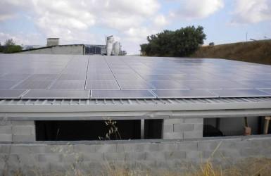 Solar energy in Ancona