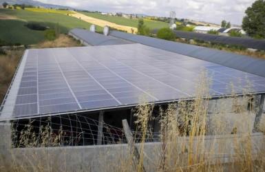 Photovoltaic system in Filottrano