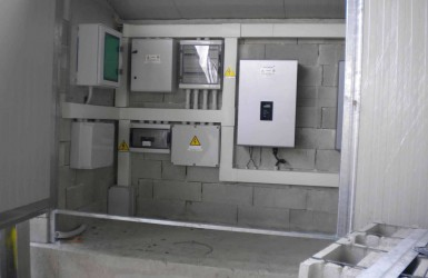 Energy saving in the province of Ancona