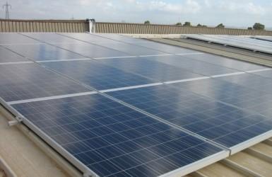 Energia solare a Piombino